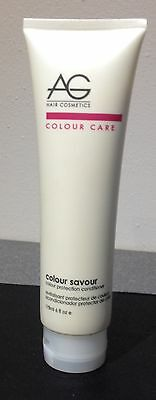 AG COLOUR SAVOUR COLOUR PROTECTION CONDITIONER 6 oz, NEW,  FREE SHIPPING
