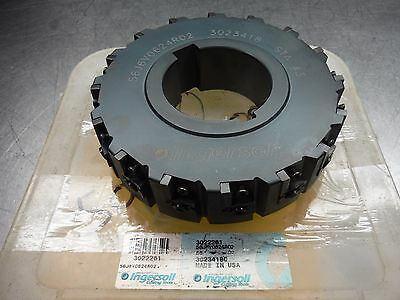 """Ingersoll 6"""" Indexable Milling Cutter 56J6V0624R02 (LOC2885A)"""