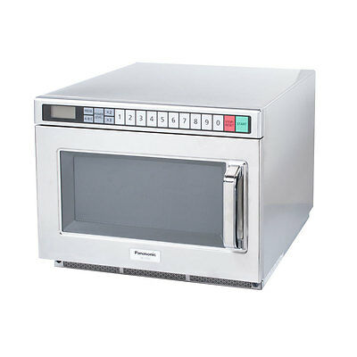 Panasonic NE-17521 Pro I Commercial Microwave Oven 1700 Watts