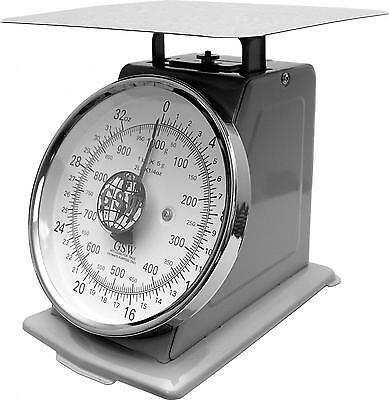 55 lb Capacity Mechanical Portion Scale