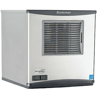 "Scotsman N0422A-1 Prodigy Plus 400lb Nugget Ice Maker 22"" Machine Air Cooled"