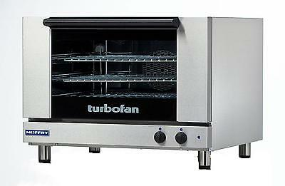 Moffat Turbofan Electric Convection Oven Full Size 3 Pan Manual - E27M3