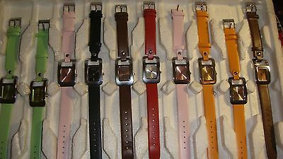 Trade Only Job Lot Of 10 New  X  Mixed Elle Watches 100% Gen.,//