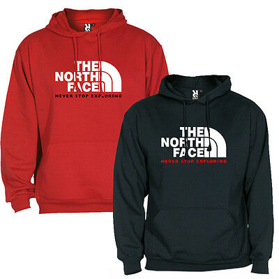 Sudadera hombre The North Face. Never stop exploring.