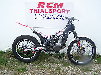 sherco st300 cc  2016,not gasgas, trials bike, ex/ condition ready to ride