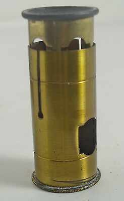 Antique  Simple Microscope Or Floroscope Possible French