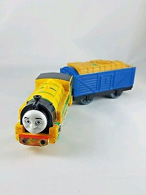 Thomas & Friends Trackmaster Motorized Talking Victor Engine + Tender