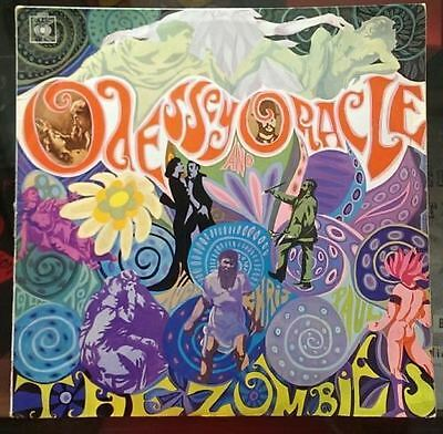 Odessey And Oracle (S 63280 - UK 1968 - A2/B1) : The Zombies