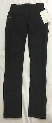 Lululemon All The Right Places Pant II Reflective Leggings LUXTREME Black 8