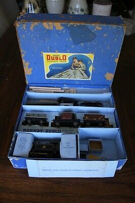 Hornby Meccano Duplo 0-6-2 Locomotive Starter Kit Set Carriage  Boxed 69567