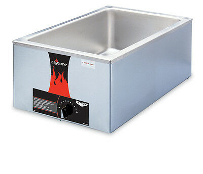 Vollrath 72000 Cayenne Food Warmer Stainless 120v 1000W