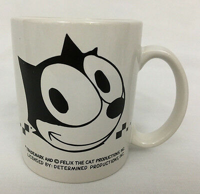 Felix The Cat Coffee Mug New Smiling Felix The Cat Mug