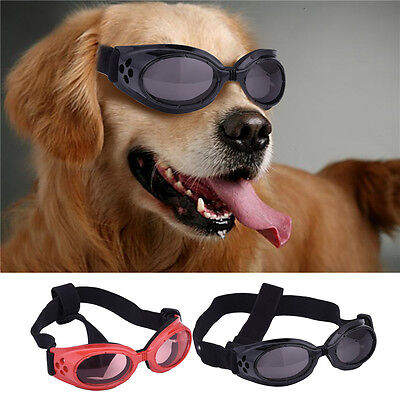 Cute Pet Dog Doggles Goggles UV Sunglasses Eyewear Protection Waterproof for Dog