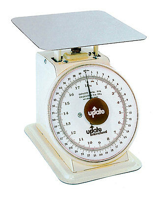 Update UP-840 40lb Food Kitchen Scale w/ 8in Dial