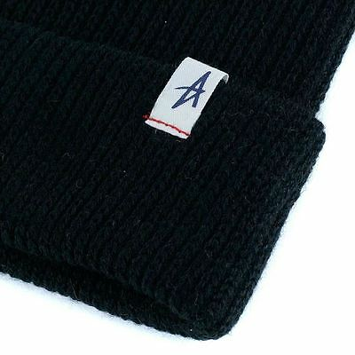 Altamont Apparel New With Tags Black Setup Beanie One Size In Original Packaging