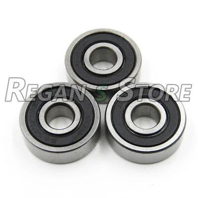 (Qty. 10) 628-2RS two side rubber seals bearing 628-rs ball bearings 628rs