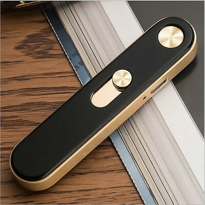 Electric USB Rechargeable Lighter Arc Flameless Cigarette Windproof Lighter BT8