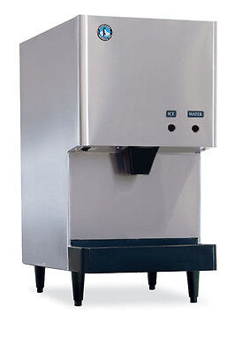 Hoshizaki 282lb Countertop Air Cooled Ice Cube Maker & Water Dispenser