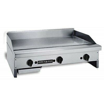 "American Range AEMG-24 24"" Stainless Gas Griddle Countertop Manual"