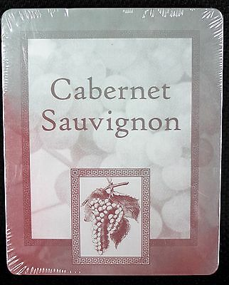 Wine Knowledge Cards Trivia Quiz Information Cabernet Bordeaux New Unopened