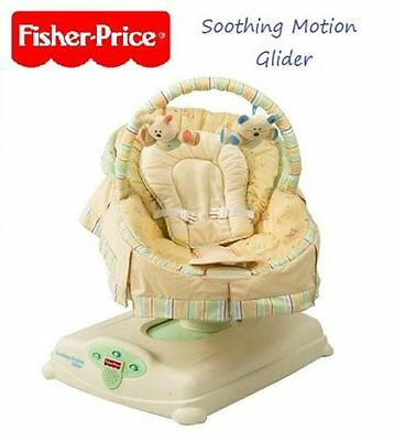 FISHER PRICE Baby Soothing Motion Glider (kind of rocker) with Music (0~6M)