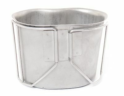 USGI Stainless steel Canteen Cup Genuine Military Issue
