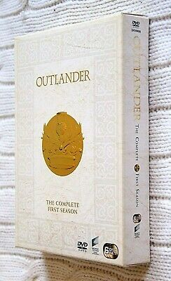 Outlander- The Complete First Season (Dvd, 6-Disc Box Set) R - 2,4, Like New