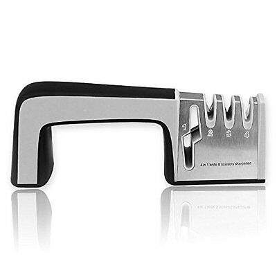 Knife Sharpeners Fantastic Zone Knife Sharpener for All Knives and Kitchen 4