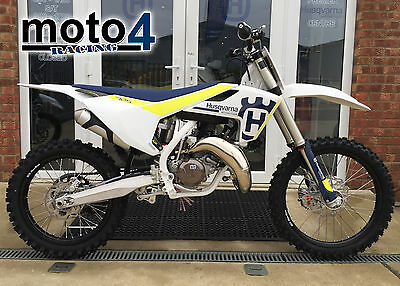 Husqvarna Tc 125 Tc 250 2017 Not Fc 350 450 In Stock Now **finance Available**