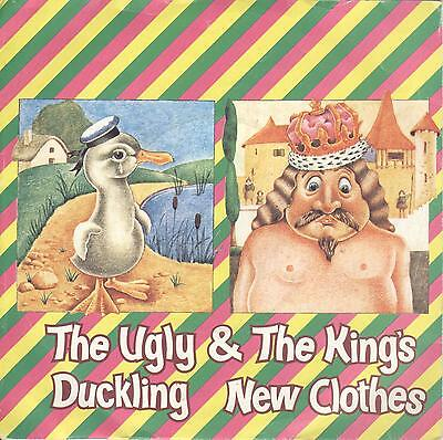 """Songs based on Hans Christian Anderson 7"""" Vinyl Single THE UGLY DUCKLING"""