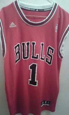 Rose Bulls Chicago Equiv M camiseta basket NBA basquet shirt