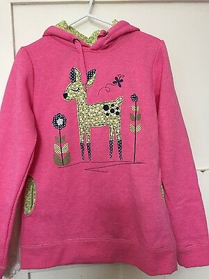 Eve's Sister hoodie size 14