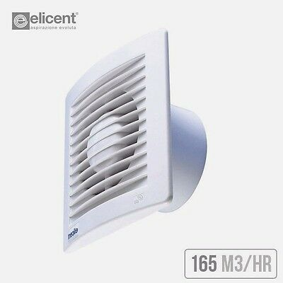 Elicent E-Style Exhaust Fan – Wall / Ceiling 150MM Hole Size