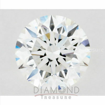 5.00 mm to 8.00 mm Round Cut I-J Color White Loose Moissanite Diamond