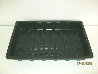20 X Full Size Seed Trays (Without Drainage Holes)