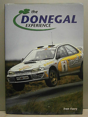 The Donegal Experience, Ivan Fuery, Rally, Subaru, 6R4, Ford, Toyota, Mitsubishi