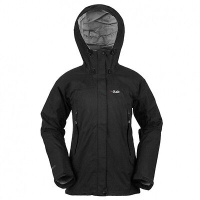 RAB Women's Vidda eVent Jacket (Black)