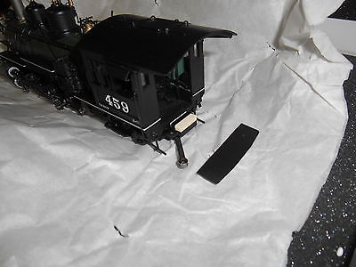 Mountain Model Imports K-27  #DC1009-3 On3 Road #459  2-8-2 Factory Painted