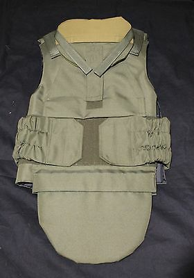 Replica body armor Defender 2, Russian army bullet-proof vest,  black or olive