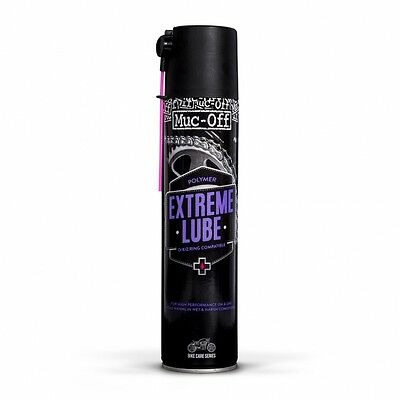 Muc-Off Extreme Polymer Chain Lube 400ml