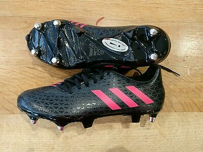 Brand New, Adidas Malice Rugby Boots, Size 10