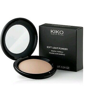 Kiko Make Up Milano Soft Light Powder - 02 Light Beige
