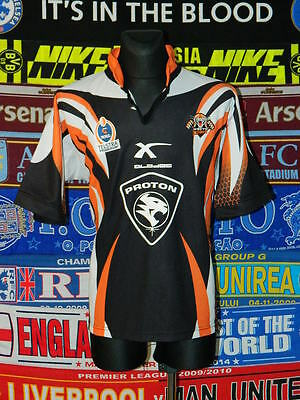 5/5 Wests Tigers adults XL MINT rugby league shirt jersey trikot NRL