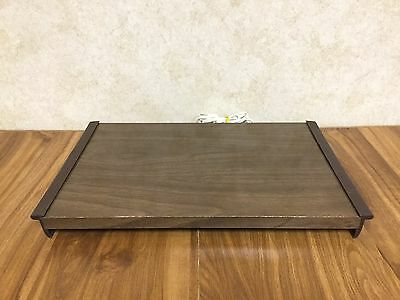 Vintage Brown Warm-O-Tray Model #60 Electric Food Plate Pan Warming Board 17x11""