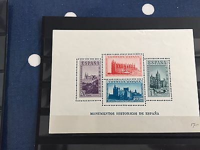 Spain & colonies stamps,  blocks and sheets used / unused/ mint / nhm postfrisch