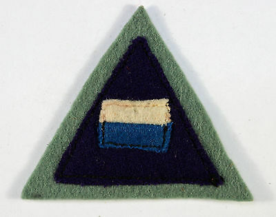Signals - 1st Australian Corps WW2 Formation Sign Badge