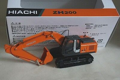 New ! Hitachi Original 1:50 Hitachi Zaxis ZH200 Excavator w/ Metal Tracks