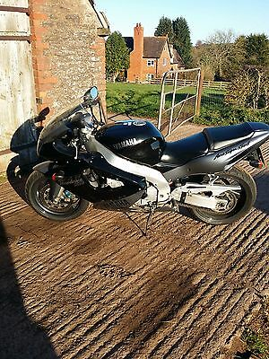 Yamaha YZF1000R super sport Thunderace 1996 only done 4,824 miles