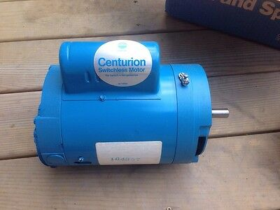 1 HP Centurion Switchless Motor | Catalog # B134 | Pool & Spa Duty
