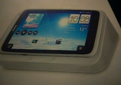 Genuine Htc One X Charger & Syncing Speaker Docking Station Cradle Cr S650